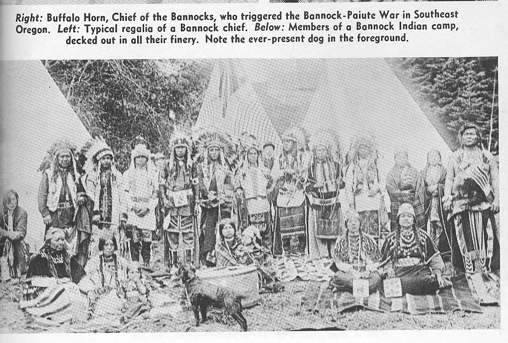 bannock dating site The excavation site is at  the remains fell upon shoshone land and were claimed by the shoshone-bannock tribe before  radiocarbon dating placed the woman.