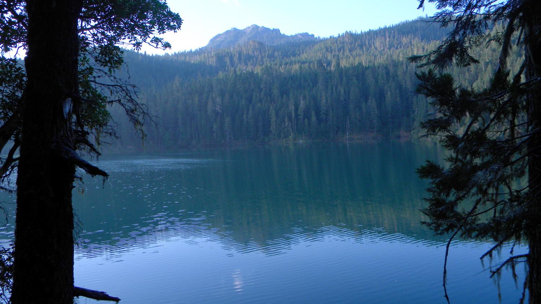 Orww upper south umpqua headwaters project fish lake for Fish lake oregon
